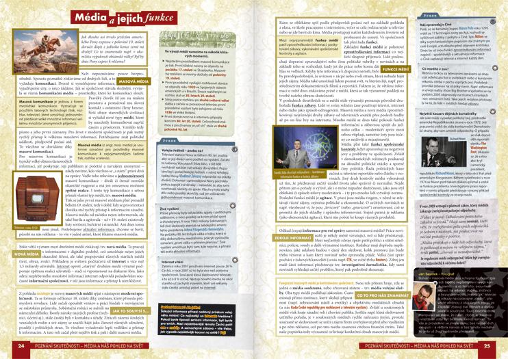 Společenské vědy pro střední školy, 1. díl (učebnice) - Náhled učebnice
