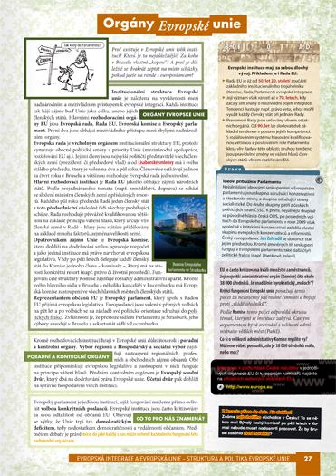 Společenské vědy pro střední školy 4 (učebnice) - Náhled učebnice