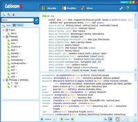 Lexicon 5 Italský technický slovník
