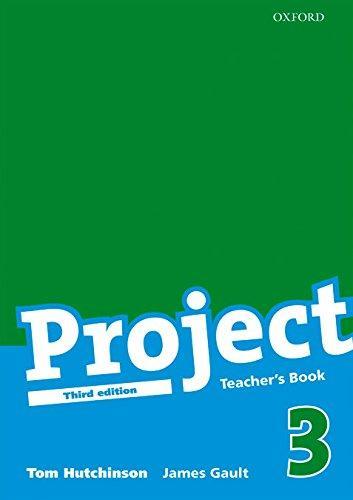 Project 3 Third Edition Teacher´s Book