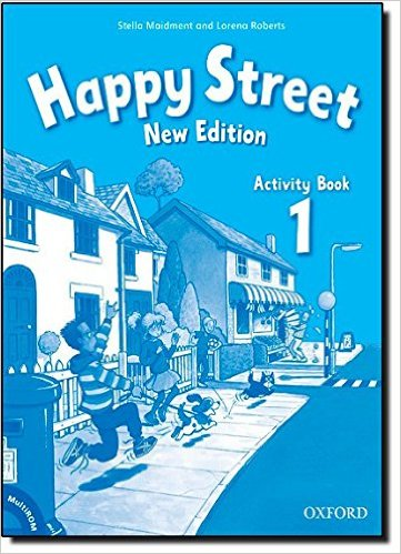 Happy Street 1 (New Edition) Activity Book and MultiROM Pack (International English Edition)