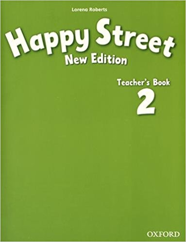 Happy Street 2 (New Edition) Teacher´s Book