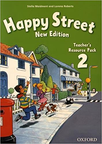 Happy Street 2 (New Edition) Teacher´s Resource Pack