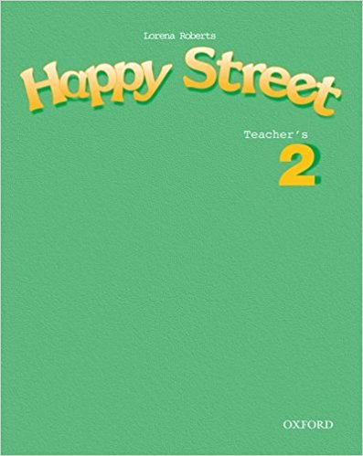 Happy Street 2 Teacher´s Book