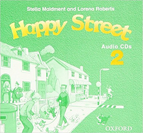 Happy Street 2 Audio CD