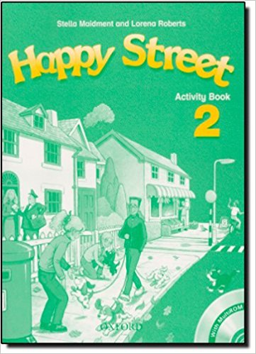 Happy Street 2 Activity Book and MultiROM Pack (International English Edition)