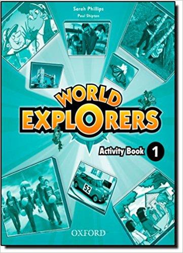 World Explorers 1 Activity Book