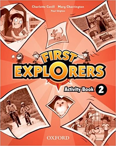 First Explorers 2 Activity Book
