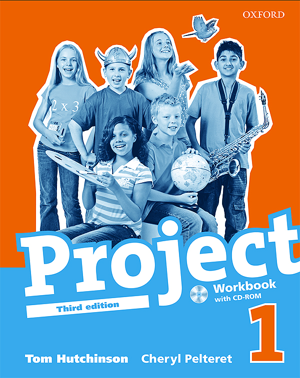 Project 1 Third Edition Workbook (International English Version)