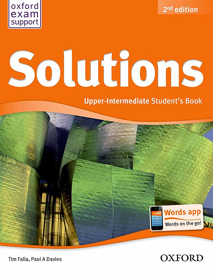 Maturita Solutions (2nd Edition) Upper-Intermediate Student´s Book