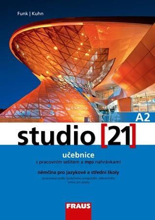 Studio 21 A2 - učebnice s pracovním sešitem a mp3 nahrávkami - Náhled učebnice