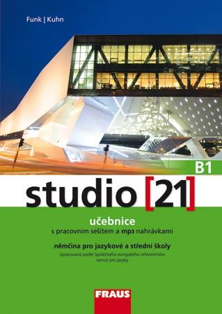 studio 21,učebnice B1 - Náhled učebnice
