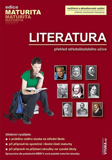 Literatura: přehled středoškolského učiva - Náhled učebnice