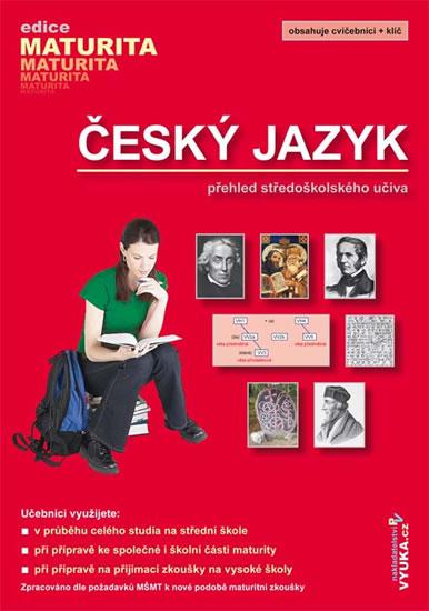 Český jazyk – přehled středoškolského učiva - Náhled učebnice