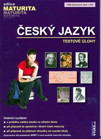 Český jazyk – testové úlohy - Náhled učebnice