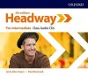 New Headway Fifth Edition Pre-Intermediate Class Audio CDs (4)
