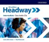 New Headway Fifth Edition Intermediate Class Audio CDs (4)