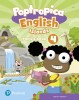 Poptropica English Level 4 Pupil´s Book and Online Game Access Card Pack