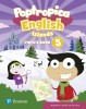 Poptropica English Level 5 Pupil´s Book and Online Game Access Card Pack