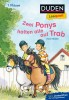 DUDEN Leseprofi – Zwei Ponys halten alle auf Trab, 1. Klasse