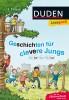DUDEN Leseprofi – Silbe für Silbe: Geschichten für clevere Jungs, 2. Klasse