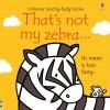 That´s Not My Zebra