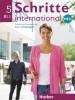 Schritte international Neu 5 Kursbuch + Arbeitsbuch mit Audio-CD