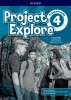Project Explore 4 Workbook CZ