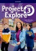 Project Explore 3 Student´s book CZ