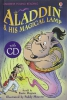 Young Reading Series 1 Aladdin and his Magical Lamp + CD