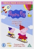 Angliètina pro dìti - Peppa Pig - Triple Pack 3 (3x DVD film - Ballon Ride, Cold Winter Day, Stars)