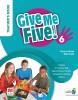 Give Me Five! Level 6 Teacher´s Book Pack