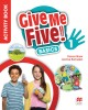 Give Me Five! Level 1 Activity Book Basics