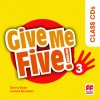 Give Me Five! Level 3 Audio CD