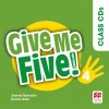 Give Me Five! Level 4 Audio CD