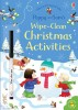 Poppy and Sam´s wipe-clean Christmas activities