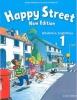 Happy Street 1 (New Edition) Uèebnice angliètiny