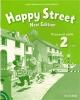 Happy Street 2 (New Edition) Pracovní sešit + Online Practice