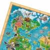 Kouzelné ètení Puzzle Planeta zvíøat