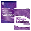 Maturita Solutions 3rd Edition Intermediate Pack Workbook + Student´s Book Czech Edition