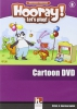 HOORAY, LET´S PLAY! B CARTOON DVD