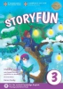 Storyfun for Movers Level 3 Student´s Book with Online Activities and Home Fun Booklet
