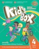 Kid´s Box updated second edition 4 Pupil´s Book