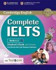 Complete IELTS Bands 4-5 B1 Student´s Book  with answers + CD-ROM + Testbank