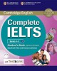 Complete IELTS Bands 4-5 B1 Student´s Book  without answers + CD-ROM + Testbank