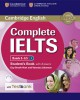 Complete IELTS Bands 5-6,5 B2 Student´s Book with answers + CD-ROM + Testbank
