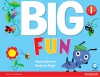 Big Fun 1 Student´s Book with CD ROM