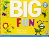 Big Fun 2 Student´s Book with CD ROM