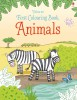 First colouring books: Animals