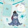 Poznámkový kalendáø Medvídek Pú - První rok dítìte, nedatovaný, 30 x 30 cm